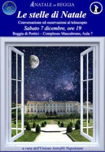 Le Stelle di Natale - Reggia di Portici @ Reggia di Portici, Complesso Mascabruno - Aula 7