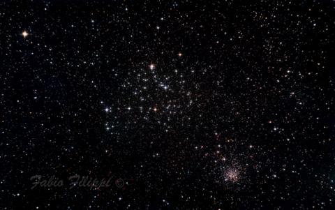 M35 - Ammasso aperto nei Gemelli