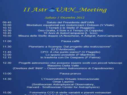 2012 - II AstroUAN_Meeting
