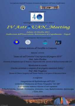 2014 - IV AstroUAN_Meeting